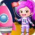 可爱宝贝当宇航员