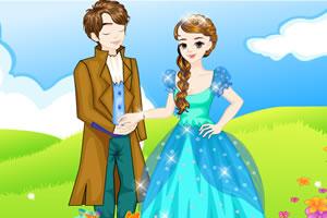 王子和公主的约会