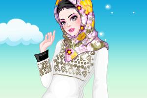 伊斯蘭美女