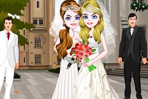 双胞胎的婚礼