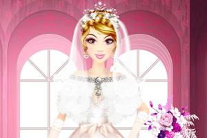 复古新娘化妆