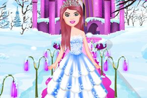 冰雪公主芭比
