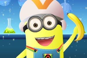 打扮小黄人