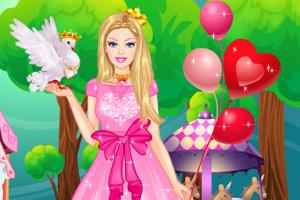浪漫芭比公主