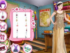 巴啦啦小魔仙和她的房间